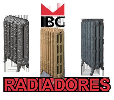 Radiadores hierro fundido ibc espa a calefacci n - Radiadores de hierro fundido ...