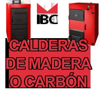 Calderas Leña / Carbón